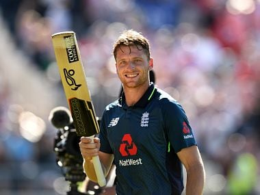 England vs Australia: Jos Buttler's century helps hosts win by one wicket, complete whitewash over Tim Paine and Co
