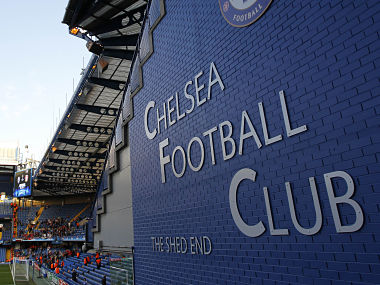 A general view of Stamford bridge is pictured before the start of the UEFA Champions League Group E football match between Chelsea and Bayer Leverkusen at Stamford Bridge in London, on September 13, 2011. AFP PHOTO / IAN KINGTON / AFP PHOTO / IAN KINGTON