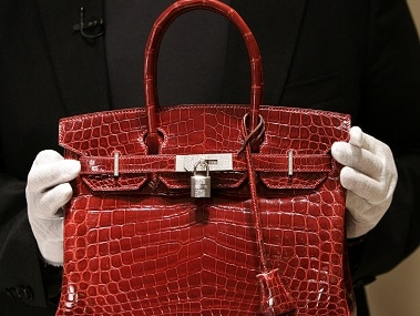 Hermes Birkin sold for $217,144; makes European record for 'most expensive handbag sold at auction'
