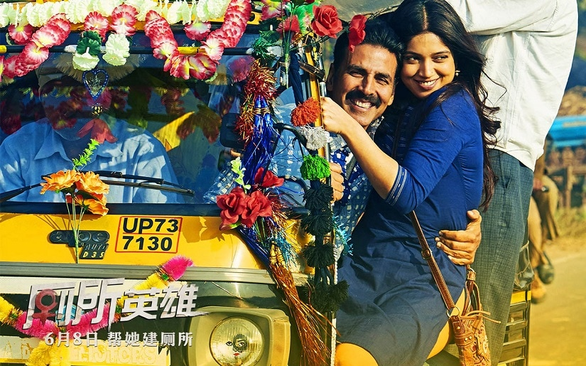 Toilet: Ek Prem Katha China Box Office Day 3: An Exceptional Weekend!