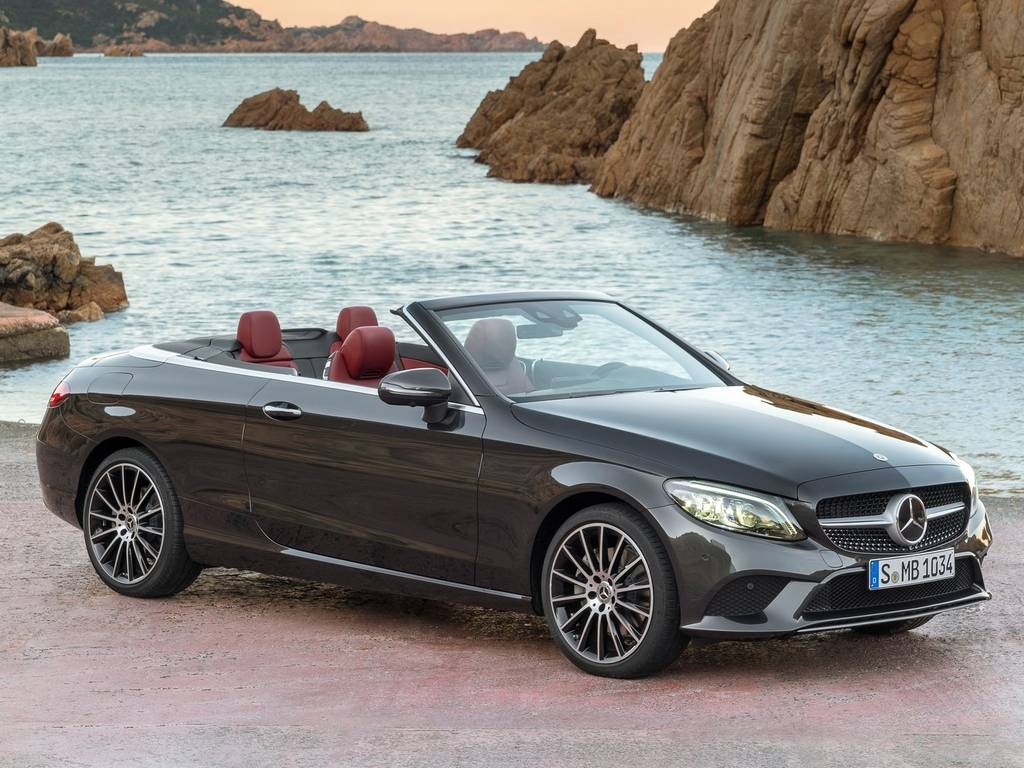 Mercedes-AMG C 43 4matic Cabriolet first drive: AMG power