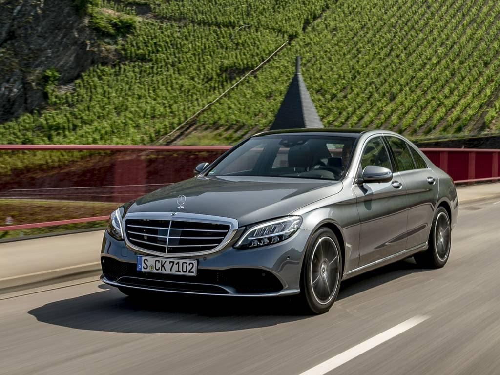 The Mercedes-Benz C200. Image: Mercedes-Benz