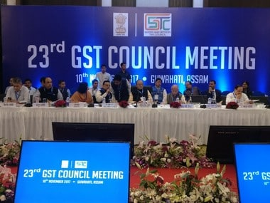 GST Council defers decision on real estate tax; extends deadline for sales returns till 22 February