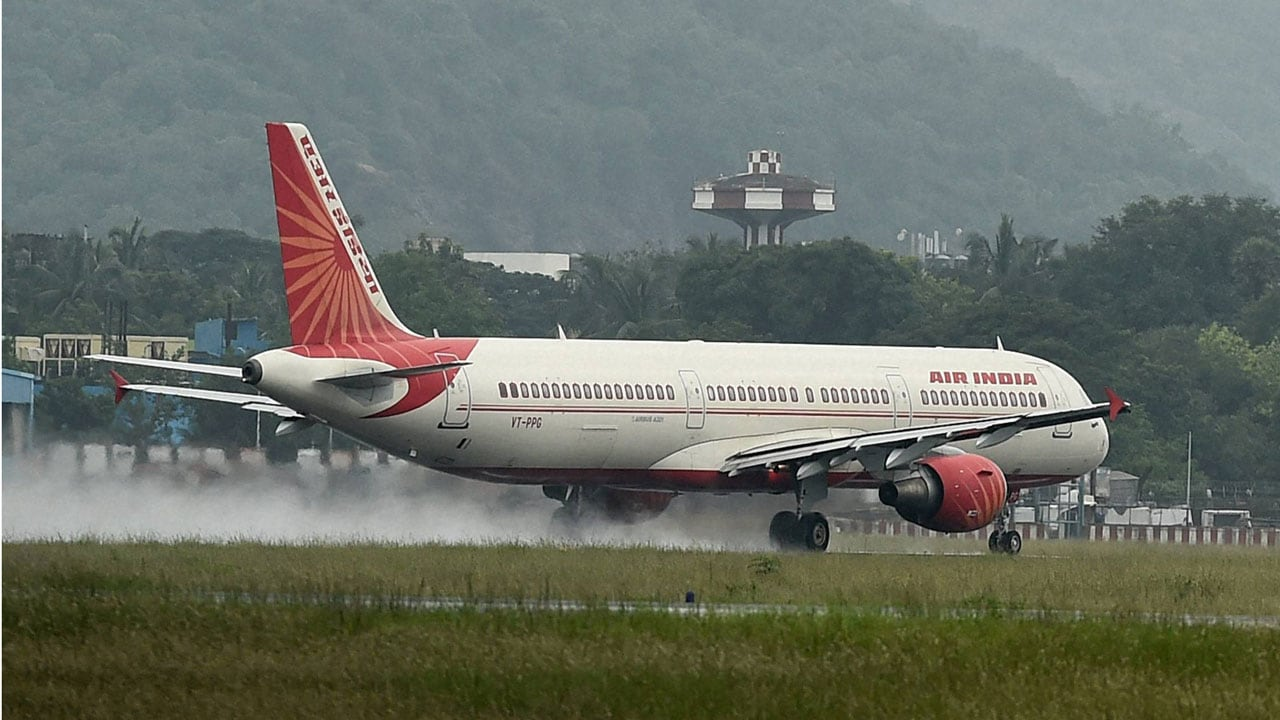 Image result for Air India flight from Pune to Delhi grounded for hours with locked doors, no AC; 175 passengers forced to suffer images