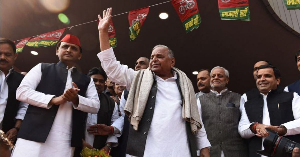 Mulayam Singh Yadav's condition stable, says Lucknow hospital; SP patriarch tests negative for COVID-19 - India News , Firstpost