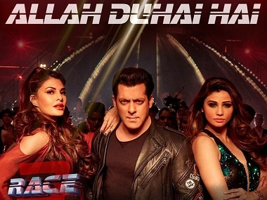 Race 3 music review: Salman Khan's quirks add distinct flavour to soundtrack of edgy franchise's third part