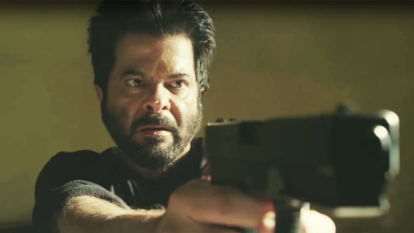 Anil Kapoor in a scene from the TV series 24. News 18