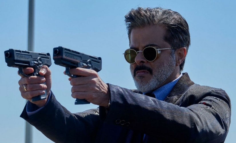 Anil Kapoor in a still from Race 3/Image from Twitter.