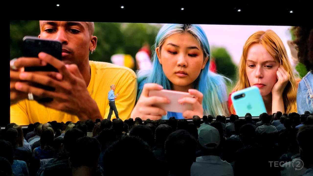 Apple on Digital Wellness at WWDC 2018. Image: tech2/Nimish Sawant