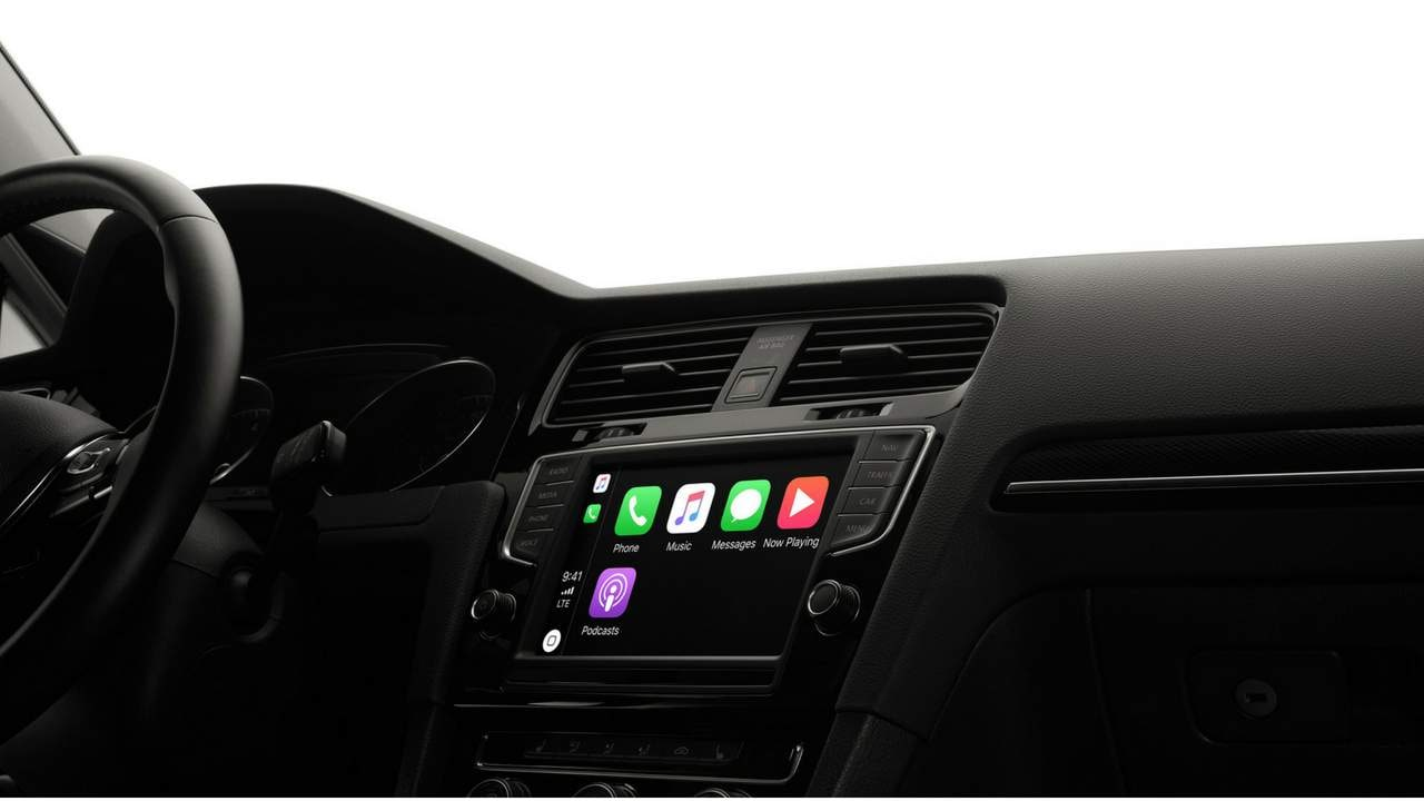 Apple Carplay. Image: Apple