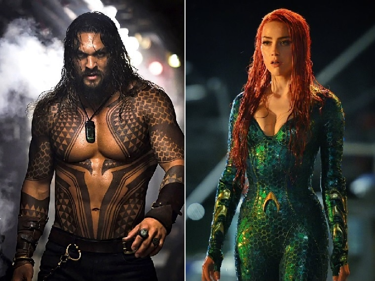Aquaman first look: Jason Momoa, Nicole Kidman, Amber Heard transform into majestic Atlanteans