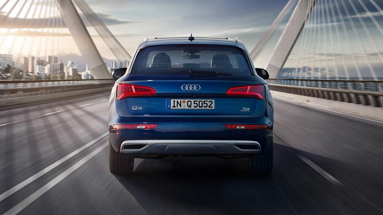 Audi Q5 rear copy