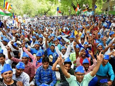 Bhim Army making quiet inroads in Uttar Pradesh to oust BJP, RSS in upcoming Lok Sabha polls