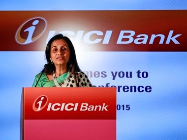 Chanda Kochhar to go on leave pending enquiry into Videocon loan issue; ICICI Bank appoints Sandeep Bakhshi as interim head