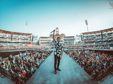Zaeden releases remake of hit track Tempted to Touch by Rupee: 'It is one of my childhood favourites'