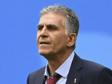 FIFA World Cup 2018: Iran's Carlos Queiroz pleads for parity after team overcomes off-field issues to beat Morocco
