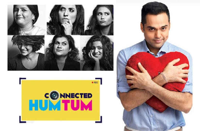 A promo for Connected Hum Tum. Image via Twitter
