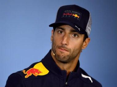 File image of Daniel Ricciardo. AFP