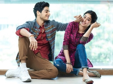 Dhadak is a new film for even those who have watched Sairat; idea was never to mimic: Ishaan Khatter
