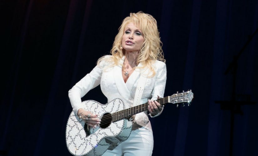 Dolly Parton/Image from Twitter.
