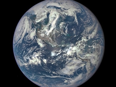 Earth. Reuters