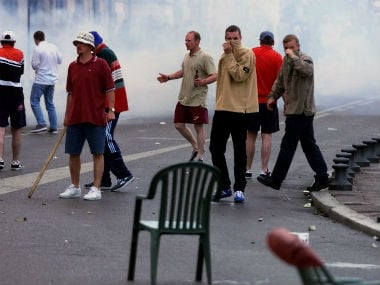 FIFA World Cup 2018: Flashback to 1998, when hooligans battled on streets of Marseille before England's clash against Tunisia