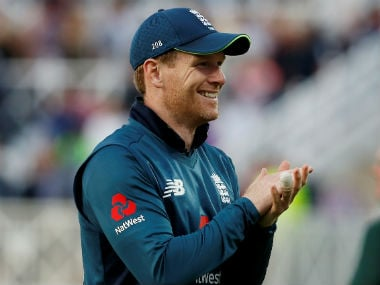 England vs Australia: 'Sky's the limit with these guys', says Eoin Morgan as hosts target breaching 500-run barrier
