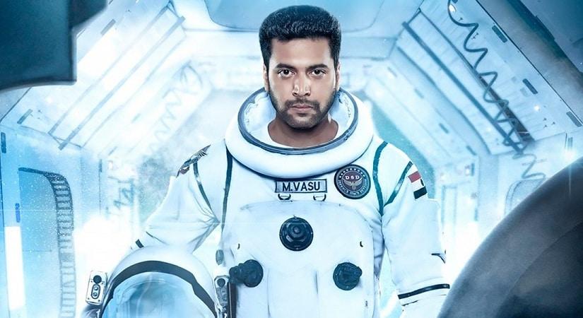 Tik Tik Tik movie review: Jayam Ravi shoulders this reasonably entertaining film with a novel concept