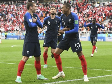 FIFA World Cup 2018: Didier Deschamps' France yet to realise full potential of youthful squad after unconvincing win over Peru