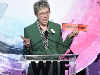 Frances McDormand on inclusion riders: The equal-pay-for-equal-work conversation is decades old but I feel times are changing