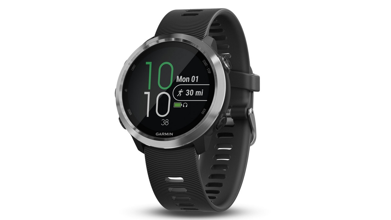 Garmin Forerunner 645 Music running watch.