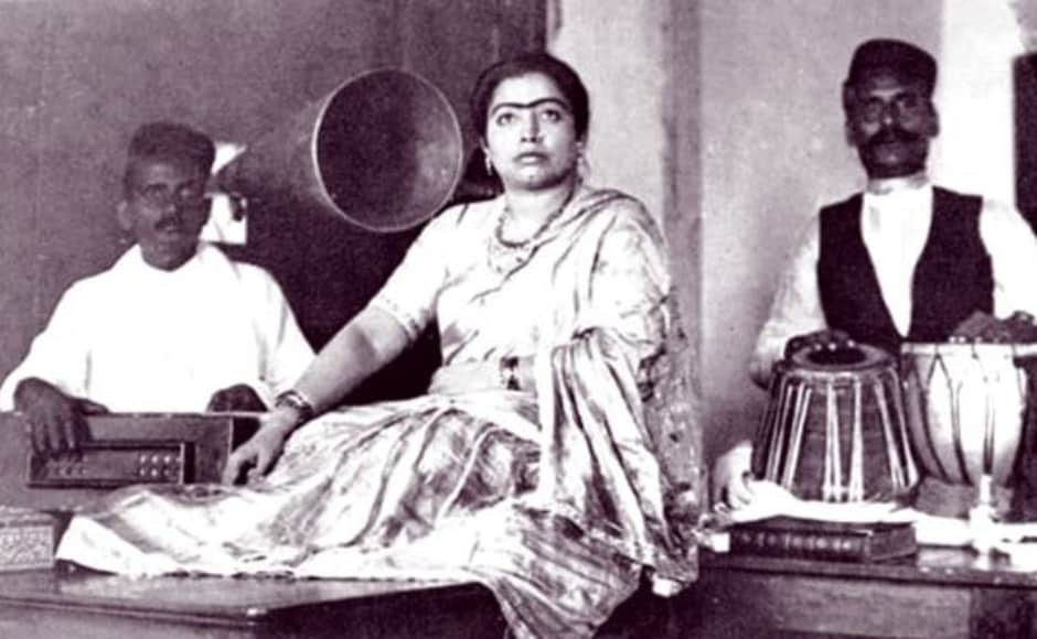 Legendary musician and dancer Gauhar Jaan's recorded music was released by the Gramophone Company of India in November 1902. She conducted her recording session with Fred Gaisberg, the first recording engineer to have worked in India. Facebook