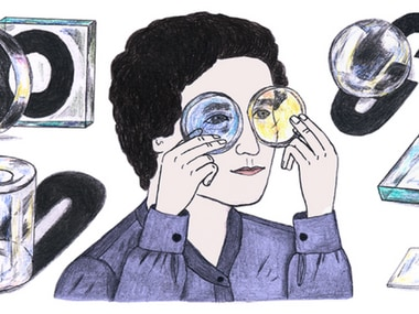 German glass chemist Marga Faulstich's 103rd birthday celebrated in a Google Doodle