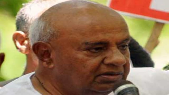 'Curtail election victory celebrations to contain COVID-19 spread': Deve Gowda writes to Narendra Modi