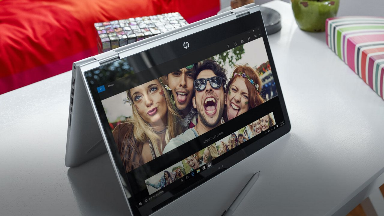 HP Pavilion x360 with 8th gen Intel chips and pen support launched at Rs 50,347