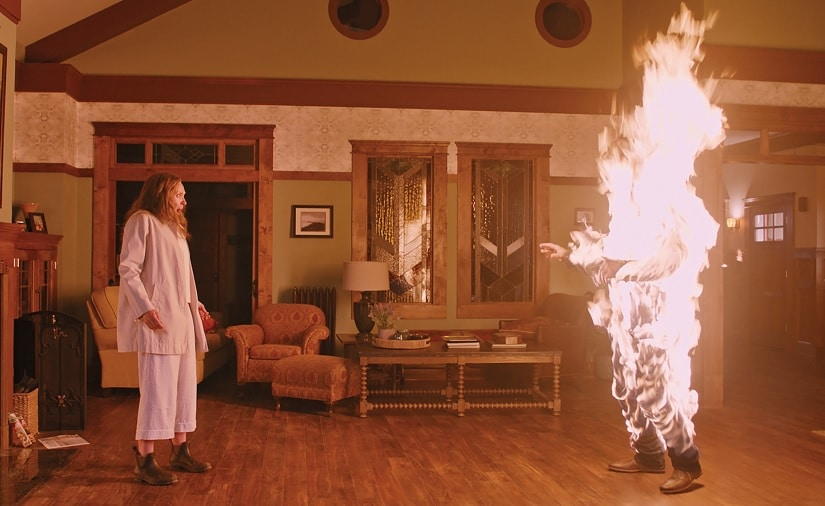 A still from the film Hereditary. © A24