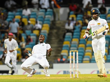 West Indies vs Sri Lanka: Jason Holders four-for leaves final game in balance on 20-wicket day