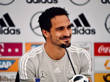 FIFA World Cup 2018: Germany likely to go without Mats Hummels against Sweden, informs Joachim Low