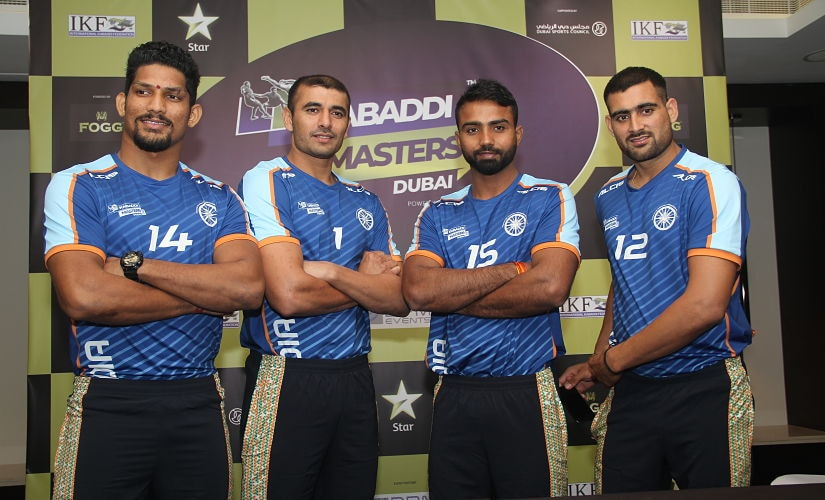 Ajay Thakur-led India will look to prolong their dominance over arch-rivals Pakistan at Kabaddi Masters Dubai. Image Courtesy: Star Sports