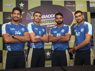 Kabaddi Masters Dubai 2018, LIVE India vs Pakistan, Match 1 at Dubai: Ajay Thakur and Co look to start with win