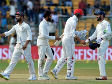 India vs Afghanistan: Asghar Stanikzai's boys outplayed on Test debut as hosts notch up record win inside two days