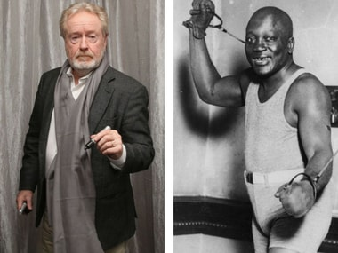 After Sylvester Stallone, Ridley Scott announces Jack Johnson biopic to be helmed by Reinaldo Marcus Green