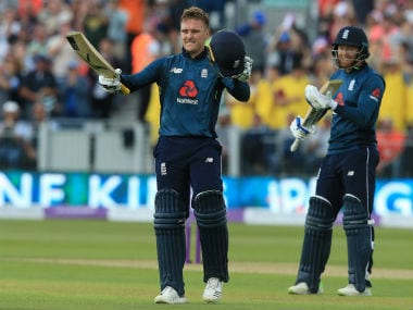 England vs Australia: Jason Roy stars with second ton of series as hosts close in on first-ever ODI whitewash