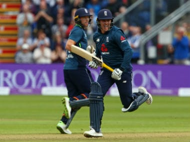 England vs Australia: Jason Roy says he is happy to 'knuckle down' after match-winning ton against Tim Paine's men