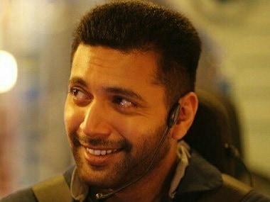 Jayam Ravi on Tik Tik Tik: Although physically demanding, the outcome was extremely satisfactory