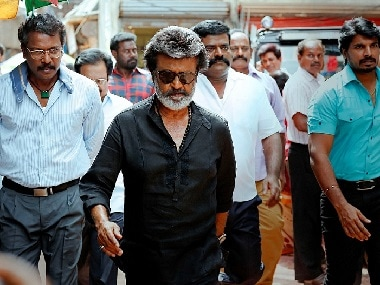 Kaala box office report: Rajinikanth film makes Rs 15 cr in Tamil Nadu; records slow start in Andhra Pradesh, Telangana