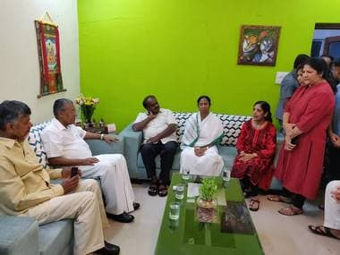 Arvind Kejriwal-Delhi L-G row updates: Mamata Banerjee says people's mandate 'must be respected'
