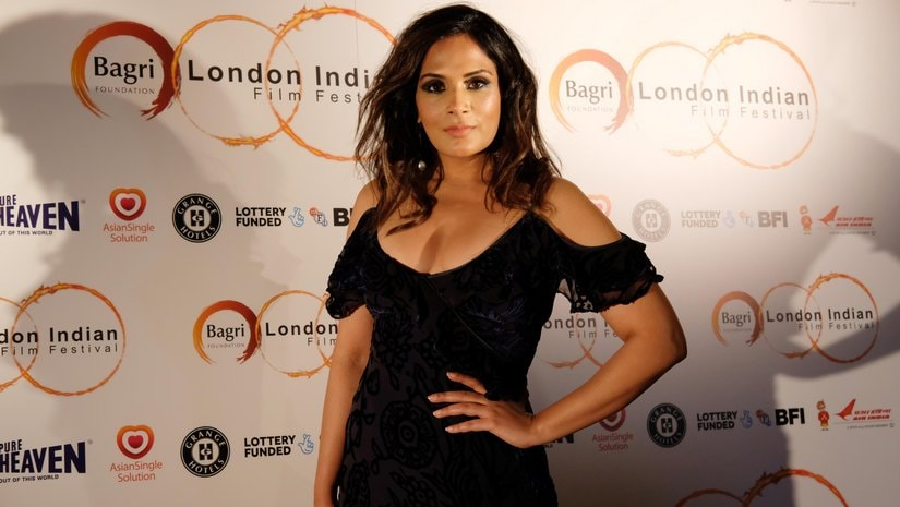 Richa Chadha received the Outstanding Achievement Award for her role in Love Sonia at the London Indian Film Festival.
