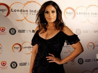 Richa Chadha wins Outstanding Achievement Award  for Love Sonia at London Indian Film Festival