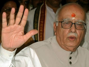 LK Advanis blog: While Narendra Modi praises veterans ideals, Opposition says ruling party should listen to dissenting voice of senior leader
